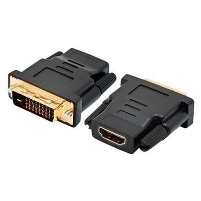 Adaptador MD9 DVI-D M x HDMI F - 7239