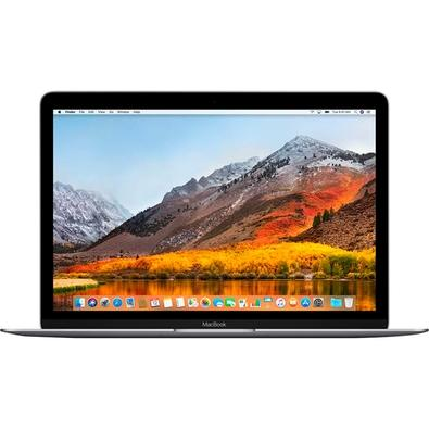 MacBook Apple Intel Core m3, 8GB, SSD 256GB, macOS Sierra, 12´, Cinza Espacial - MNYF2BZ/A