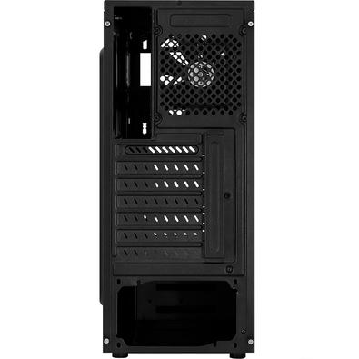 Gabinete Gamer Aerocool SI-5200 Mid Tower, com FAN, Lateral em Acrílico - 67547
