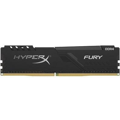Memória HyperX Fury, 16GB, 3000MHz, DDR4, CL15, Preto - HX430C15FB3/16