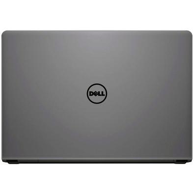 Notebook Dell Inspiron Intel Core i3-7020U, 4GB, HD 1TB, Windows 10, 15.6´, Cinza - i15-3567-A15C