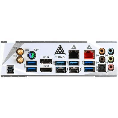 Placa Mãe ASRock X570 AQUA, AMD AM4, eATX, DDR4