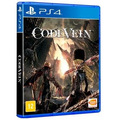 Game Code Vein PS4