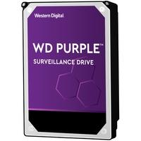 HD WD Purple Surveillance, 10TB, 3.5´, SATA - WD101PURZ