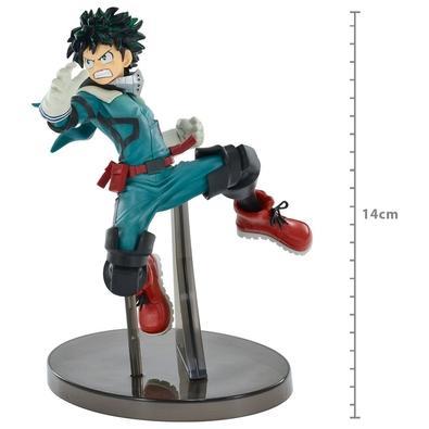 Action Figure My Hero Academia The Amazing Heroes, Izuku Midoriya - 28806/28807