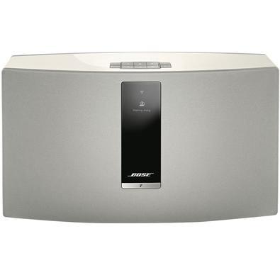 Caixa de Som Portátil Bose SoundTouch30, Bluetooth, Branco - 738102-1200