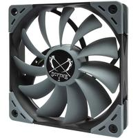 Cooler FAN Scythe Kaze Flex 120, 120mm - SU1225FD12L-RD