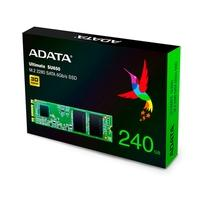 SSD Adata Ultimate SU650 240GB, SATA, Leituras: 550MB/s e Gravações: 500MB/s  - ASU650NS38-240GT-C