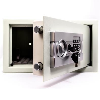 Cofre Eletrônico Menno GunSafe 23 EG, Com Senha e Chave - 18033