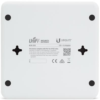 Roteador Ubiquiti UniFi Security Gateway 1 RJ45- USG