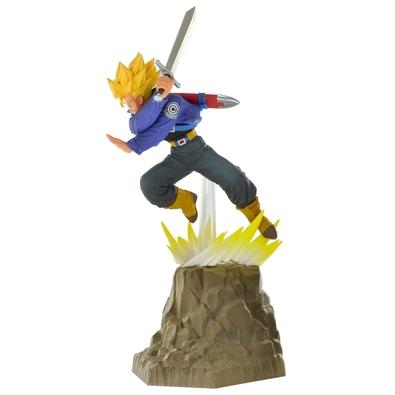 Action Figure Dragon Ball Z, Trunks Absolute Perfection - 28559/28560