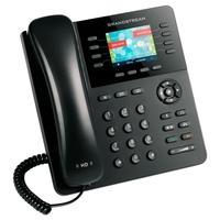 Telefone IP Grandstream, 4 Contas SIP, 8 Linhas, Preto - GXP2135