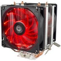 Cooler para Processador Hoopson, LED Vermelho, AMD/Intel - GT-190V