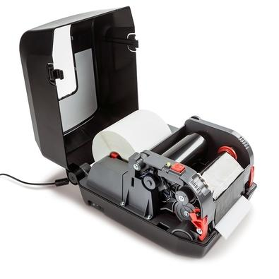 Impressora de Etiquetas Térmica Honeywell PC42T, Ribbon 300m, Serial, USB, Ethernet -  PC42TPE01360