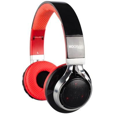 Headphone Bluetooth Hoopson, LED, Vermelho - F-037 V