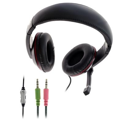 Headset Hoopson, P2, Preto - F-036