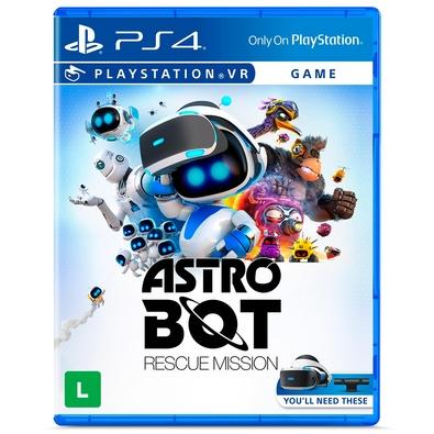Game Astro Bot Rescue Mission PS4