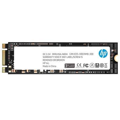 SSD HP S700, 500GB, M.2, Leituras: 563Mb/s e Gravações: 515Mb/s - 2LU80AA#ABL