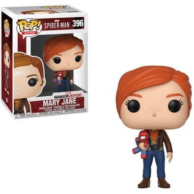 Funko POP! Mary Jane w/ Plush, Spider-Man S1 - 30682