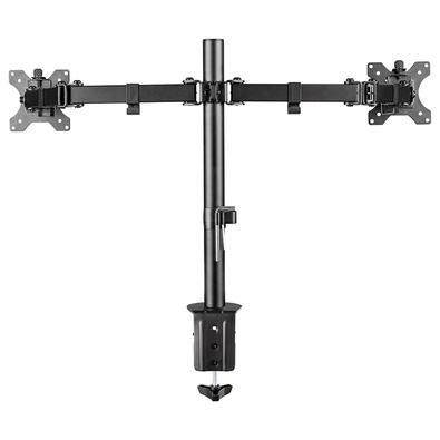 Suporte para 2 Monitores Vinik, 13´ a 32´, 75x75mm/100x100mm, Altura Ajustável - SM-341A