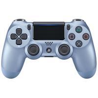 Controle Sony Dualshock 4, PS4, Sem Fio, Azul Titânio - CUH-ZCT2U