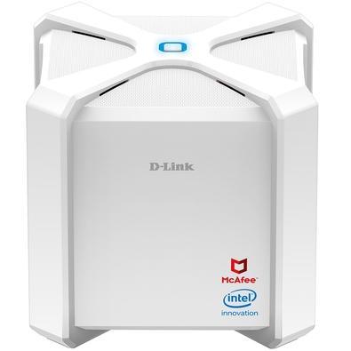 Roteador D-Link Blindado D-Fend AC2600, 2533Mbps Dual Band, 4 Antenas Internas - DIR-2680