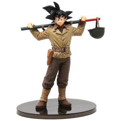 Action Figure Dragon Ball Z World Colosseum 2, Son Goku - 34608/34609