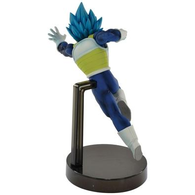 Action Figure Dragon Ball, Super Saiyan God Vegeta Z Battle - 34828/34829