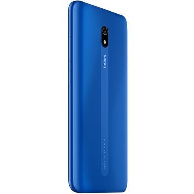 Smartphone Xiaomi Redmi 8A, 32GB, 12MP, Tela 6.22´, Azul + Capa Protetora -  CX282AZU