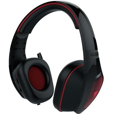 Headset Gamer Gamdias Eros E1, RGB, Drivers 40mm - EROS-E1