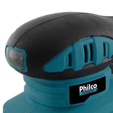 Lixadeira Philco Force, com Bocal para Sucção de Sujeira, 250W, 110V - PLO01