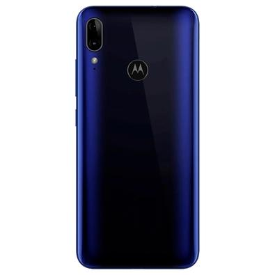 Smartphone Motorola Moto E6 Plus, 32GB, 13MP, Tela 6.1´, Azul - XT2025