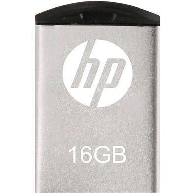 Pen Drive HP Mini V222W, USB 2.0, 16GB - HPFD222W-16P