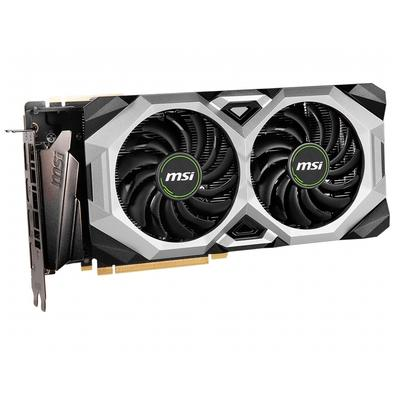 Placa de Vídeo MSI NVIDIA GeForce RTX 2080 Super Ventus XS OC, 8GB, GDDR6
