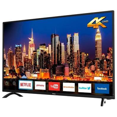 Smart TV LED 50´ 4K UHD Philco, Conversor Digital, 4 HDMI, 1 USB, HDR - 99503012