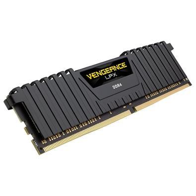 Memória Corsair Vengeance LPX, 16GB (2x8GB), 3200MHz, DDR4, CL16, Preto - CMK16GX4M2B3200C16