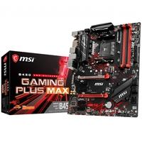 Placa-Mãe MSI B450 Gaming Plus Max p/ AMD AM4, ATX, DDR4