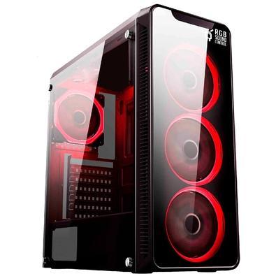Computador Gamer EasyPC AMD Ryzen 5 2400G, 8GB, 500GB, Radeon Vega 11, Linux - 22384