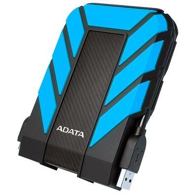 HD Externo Adata HD710 Pro, 1TB, USB 3.2 Gen1, Azul- AHD710P-1TU31-CBL