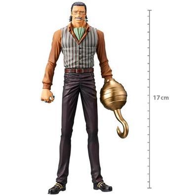 Action Figure One Piece Stampede Movie DXF The Grandline Men Vol.4, Crocodile TBA - 29585/29586