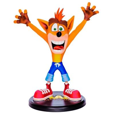 Action Figure Crash Bandicoot, Regular Edition Crash Bandicoot - CRASHBT