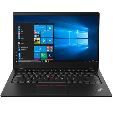 Notebook Lenovo Thinkpad X1 Carbon, Intel Core i7-8665U, 8GB, SSD 256GB, Windows 10 Pro, 14´ - 20QE0016BR