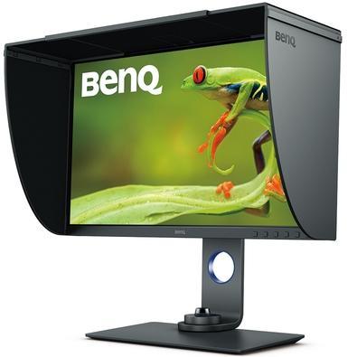 Monitor Benq LED, 27´, 2K, IPS, HDMI, DisplayPort, Altura Ajustável - SW270C