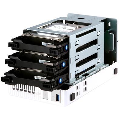 Storage QNAP NAS, Sem Disco, 3 Baias - NAS TS-332X-2G