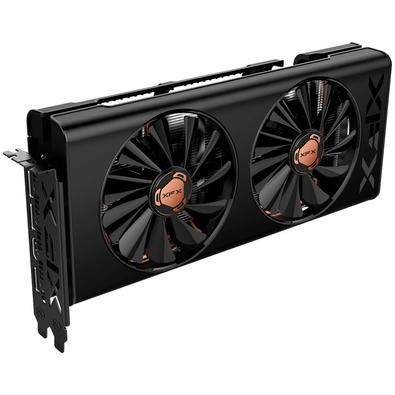 Placa de Vídeo XFX AMD Radeon RX 5500 XT THICC II Pro, 8GB, GDDR6 - RX-55XT8DFD6