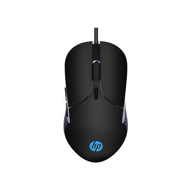 Mouse Gamer HP M280, RGB, 6 Botões, 6400DPI - 7ZZ84AA#ABM