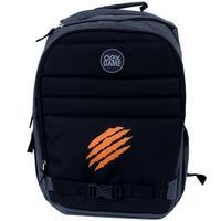 Mochila OEX Backpack Iron, Cinza/Preto - BK103