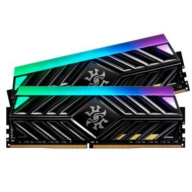 Memória Ram Xpg 16gb Kit(2x8gb) Ddr4 3200mhz Ax4u320038g16-db41 Adata