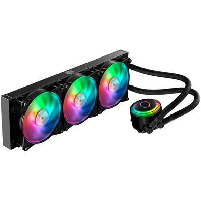 Water Cooler Cooler Master Masterliquid ML360R, 360mm, RGB - MLX-D36M-A20PC-R1