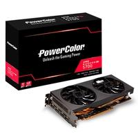 Placa de Vídeo PowerColor AMD Radeon RX 5700, 8GB, GDDR6 - 8GBD6-3DH/OC 1A1-G00321500G